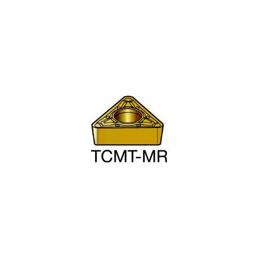 サンドビック SV TCMT220412MR コロターン107 旋削用ポジ・チップ 2035 610-6854 【キャンセル不可】