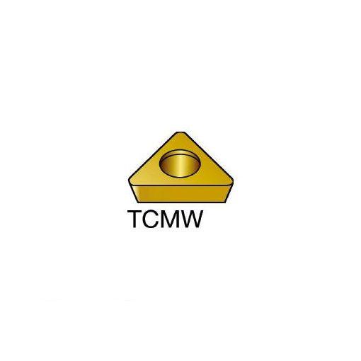 サンドビック SV TCMW16T308 コロターン107 旋削用ポジ・チップ H13A 607-6505