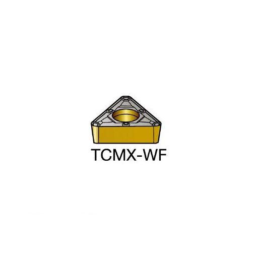 サンドビック SV TCMX090204WF コロターン107 旋削用ポジ・チップ 1525 605-7560 【キャンセル不可】