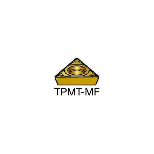 サンドビック SV TPMT110304MF コロターン111 旋削用ポジ・チップ 2015 610-7303 【キャンセル不可】