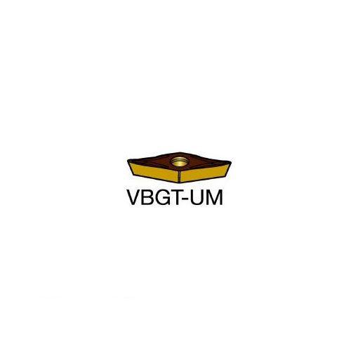 サンドビック SV VBGT160402UM コロターン107 旋削用ポジ・チップ 1115 358-4721 【キャンセル不可】