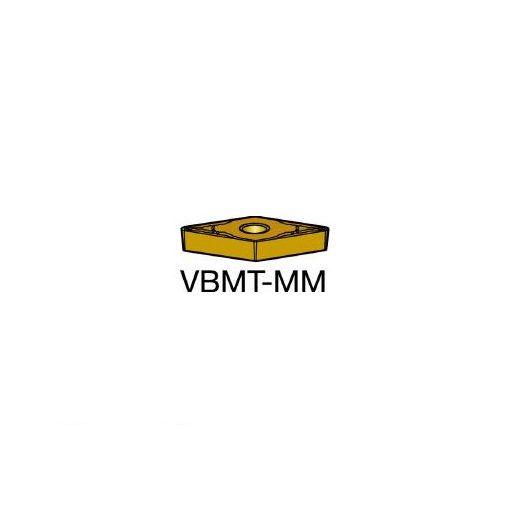 サンドビック SV VBMT160404MM コロターン107 旋削用ポジ・チップ 2035 610-7371 【キャンセル不可】