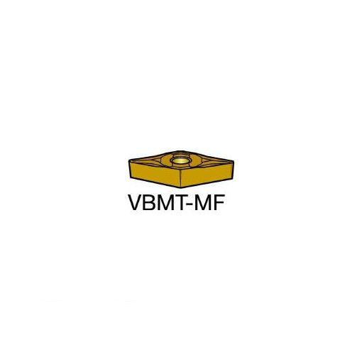 サンドビック SV VBMT160408MF コロターン107 旋削用ポジ・チップ 2015 605-8281 【キャンセル不可】