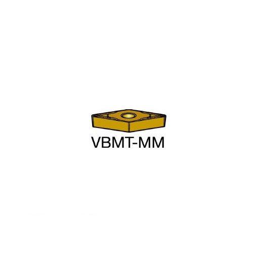 【あす楽対応】サンドビック(SV) [VBMT160412MM] コロターン107 旋削用ポジ・チップ 1125 358-4224 【キャンセル不可】