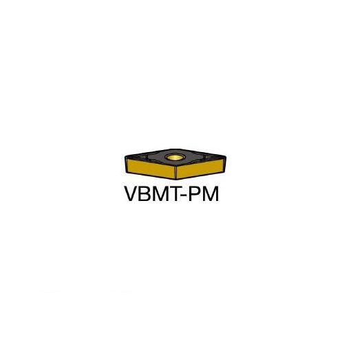 サンドビック SV VBMT160412PM コロターン107 旋削用ポジ・チップ 5015 610-7460 【キャンセル不可】