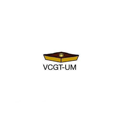 【あす楽対応】サンドビック(SV) [VCGT110302UM] コロターン107 旋削用ポジ・チップ 1115 358-3864 【キャンセル不可】
