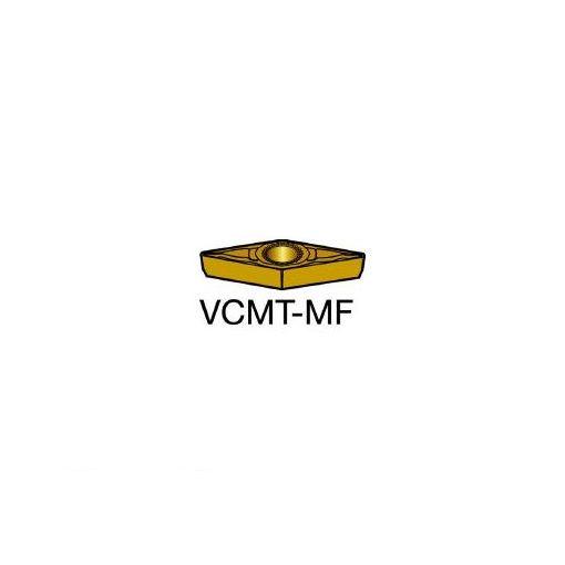 サンドビック SV VCMT110304MF コロターン107 旋削用ポジ・チップ 1125 358-3902 【キャンセル不可】