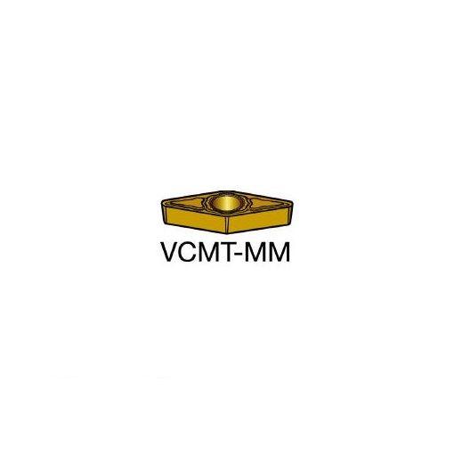 サンドビック SV VCMT110304MM コロターン107 旋削用ポジ・チップ 1125 358-3911 【キャンセル不可】