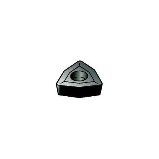 サンドビック(SV) [WCMX050308R53] コロマントUドリル用チップ H13A 607-6793 【キャンセル不可】