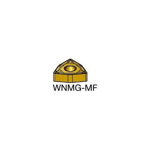 サンドビック(SV) [WNMG080408MF] T-Max P 旋削用ネガ・チップ 2025 607-6823 【キャンセル不可】