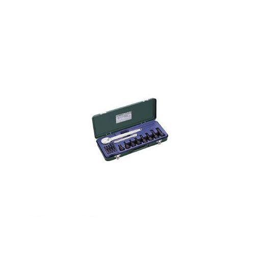 【あす楽対応】前田金属工業(TONE) [AH4133] ヘキサゴンレンチセット 15pcs 369-7258 【送料無料】