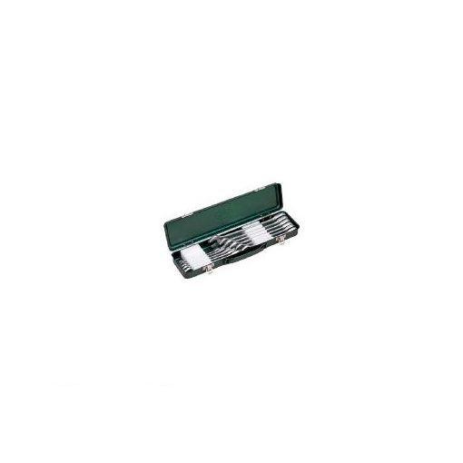 【あす楽対応】前田金属工業(TONE) [RM110] ラチェットめがねレンチセット 10pcs 396-4736