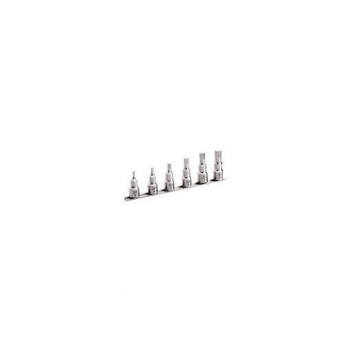 前田金属工業(TONE) [SHH410] 10pcs SUSヘキサゴンソケットセット【送料無料】【ホルダー付】 10pcs 387-7221 387-7221【送料無料】, 台湾セレクション:72de11de --- m.vacuvin.hu