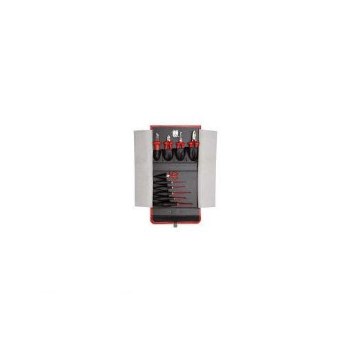 スナップオン・ツールズ(バーコ) [3045V1] 1000V絶縁工具セット 10点セット 437-1224