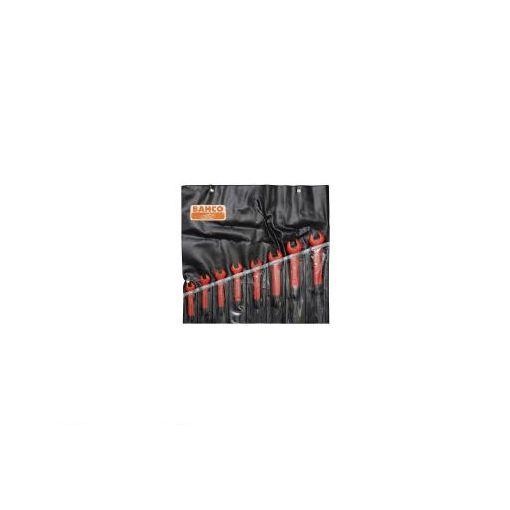 【あす楽対応】スナップオン・ツールズ(バーコ) [6MV8T] 1000V絶縁片口スパナセット 437-1283