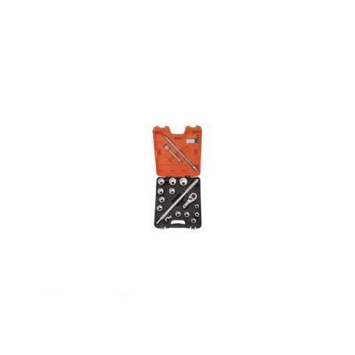 スナップオン・ツールズ(バーコ) [SLX17AF] インチソケットセット 3/4 差込角19mm 437-1356