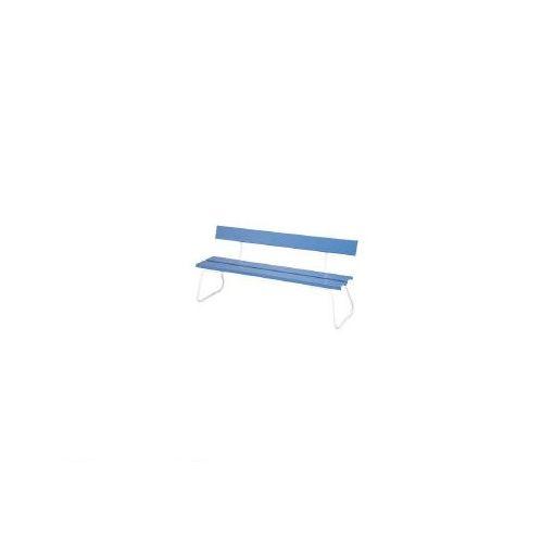 山崎産業 CONDOR YB94ZPC 【屋外用ベンチ】樹脂ベンチ 背付ECO NO1500 392-9841 【送料無料】【キャンセル不可】