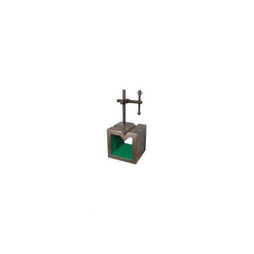 大西測定 OSS 124100K V溝付桝型ブロック 365-1070