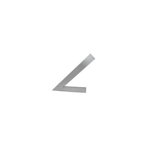 【あす楽対応】大西測定(OSS) [156B200] 角度付平型定規【45°】 365-1185 【送料無料】