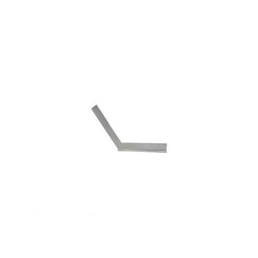 大西測定(OSS) [156E250] 角度付台付定規【120°】 365-1347 【送料無料】