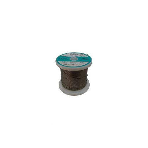 【あす楽対応】ニッサチェイン(ニッサチェイン) [TSY20100] ステンレスワイヤーロープ 2.0mm×100 360-5761