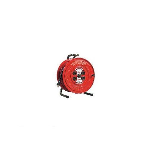 ハタヤリミテッド ハタヤ GS301KS 温度センサー付コードリール 単相100V30M 418-9639