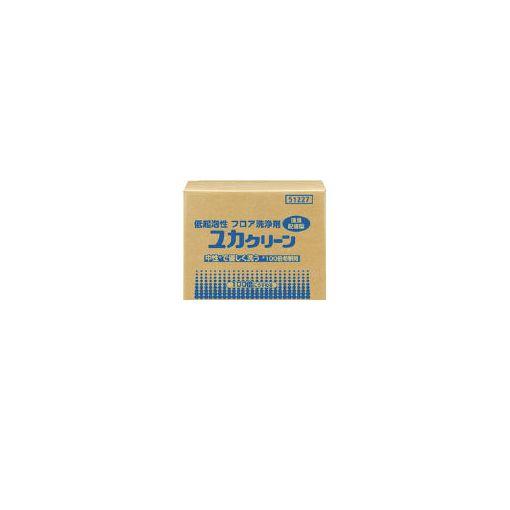 【あす楽対応】サラヤ(株)(サラヤ) [51227] 低起泡性フロア用洗浄剤 ユカクリーン 20kg【送料無料】