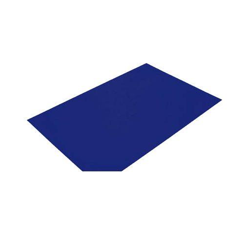 【個数:1個】トラスコ中山 TRUSCO CM609010B 粘着クリーンマット ブルー 10シート入 419-8662 【送料無料】