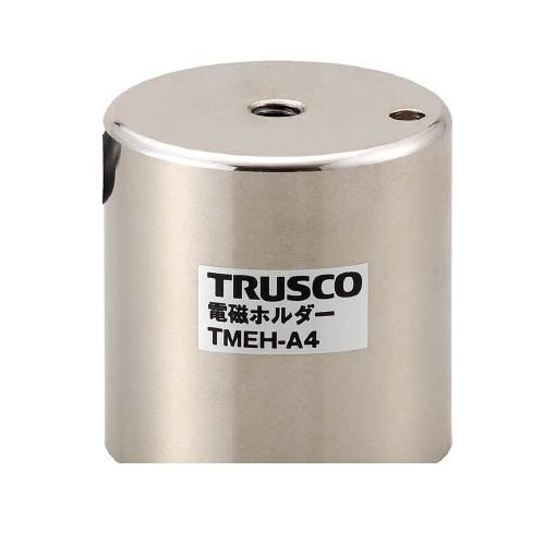 【あす楽対応】トラスコ中山(TRUSCO) [TMEHA8] 電磁ホルダー Φ80XH60 415-8512 【送料無料】