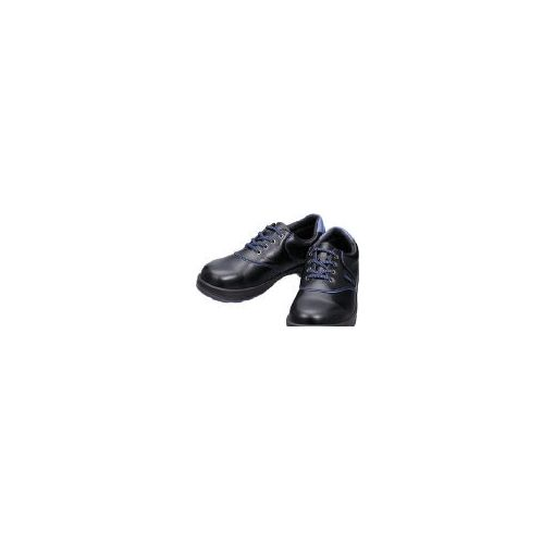 【あす楽対応】シモン(シモン) [SL11BL25.5] 安全靴 短靴 SL11-BL黒/ブルー 25.5c 400-7310 【送料無料】
