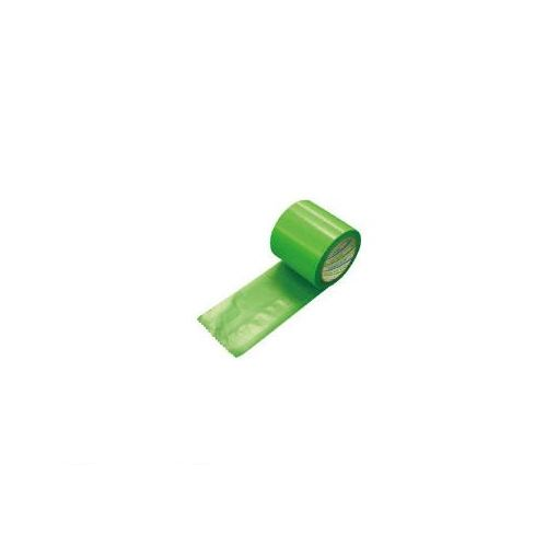 ダイヤテックス Y-09-GR100x25 パイオラン クロス粘着テープ 塗装養生用 色:ミドリ 100mm×25m 18巻入 18入 Y09GR100x25
