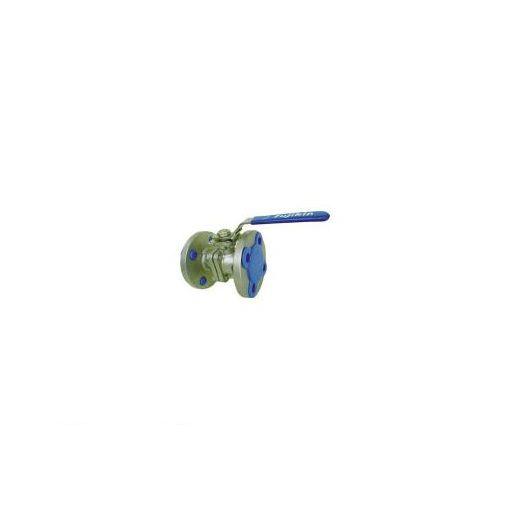 フジキン(フジキン) [UBV21J10RKALX] ステンレス鋼製1MPaフランジ式2ピースボール 365-5547 【送料無料】