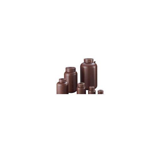 【あす楽対応】(株)サンプラテック(サンプラ) [2912] PE広口遮光瓶 500ml 354-0910 【送料無料】