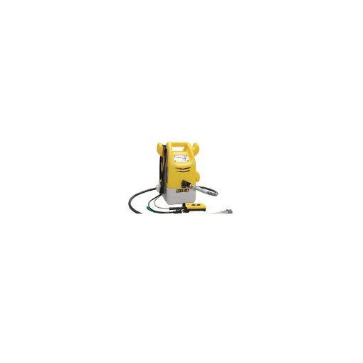 【個数:1個】(株)泉精器製作所(泉) [R14EH] 「直送」【代引不可・他メーカー同梱不可】【代引き・後払い不可】 電動リモコン式油圧ポンプ