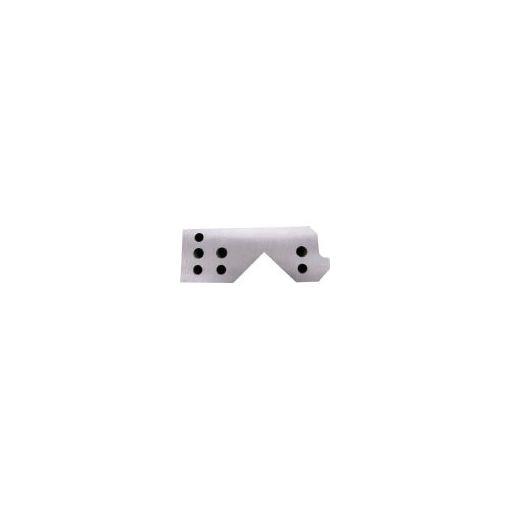 【あす楽対応】(株)小山刃物製作所(モクバ印) [D624] アングルカッターL40用下刃【送料無料】