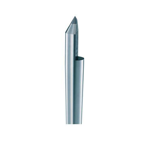 【あす楽対応】トラスコ中山(TRUSCO) [THSP1610] 超硬付ハーフセンター MT1 1.0mm 【送料無料】