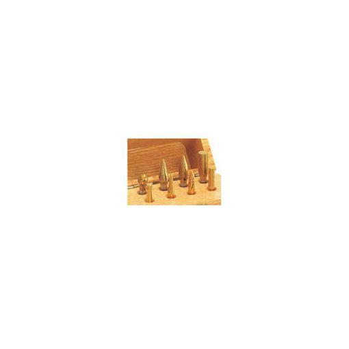 【あす楽対応】(株)ナカニシ(ナカニシ) [28115] チタン超硬カッターセット 8本入 【送料無料】