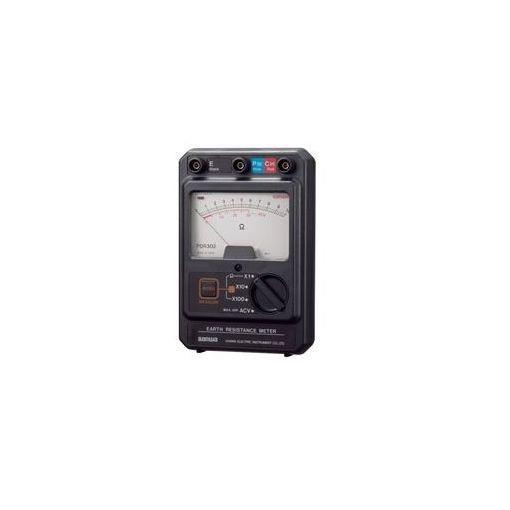 三和電気計器 sanwa PDR302 アナログ式接地抵抗計 【送料無料】