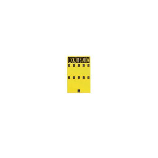 パンドウイットコーポレーション(パンドウイット) [PSL10SA] ロックアウトステーション 10人用 【送料無料】