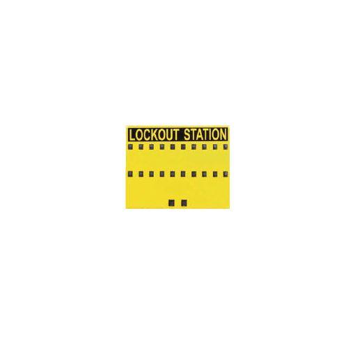 【あす楽対応】【個数:1個】パンドウイットコーポレーション(パンドウイット) [PSL20SA] ロックアウトステーション 20人用 【送料無料】