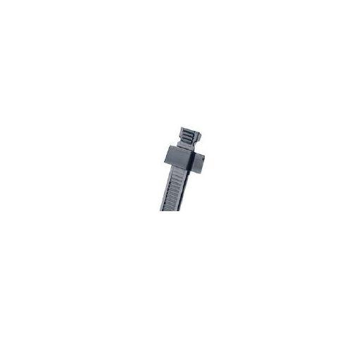 【納期-通常5日以内発送 在庫切れ時-約1.5ヶ月 】パンドウイットコーポレーション パンドウイット SST1.5SM0 スタストラップ ナイロン結束バンド 耐候性黒 【送料無料】