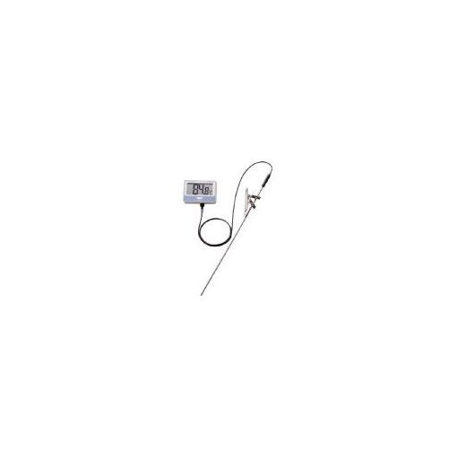 【あす楽対応】佐藤計量器製作所(佐藤) [S100WP01] 壁掛型防水デジタル温度計【標準センサ】 392-3771 【送料無料】
