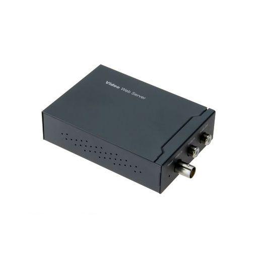 【個数:1個】[NVX931B] 「直送」【代引不可・他メーカー同梱不可】 ネットワークビデオサーバ(1ch)