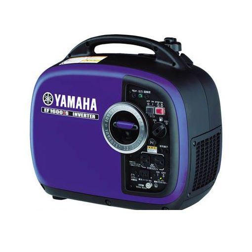 【個数:1個】ヤマハモーターパワープロダクツ ヤマハ EF1600IS インバータ式発電機 355-4856【送料無料】
