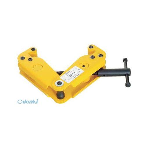 スーパーツール SBN5 ビームクランプ デラックスタイプ 381-2880