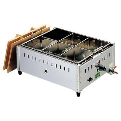 [885620] EBM 18-8 関東煮 おでん鍋 尺2(36)13A 4548170019669