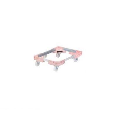 3359300 サンコー サンキャリーフリーSL-3 小型番重用 ピンク 4983049506480