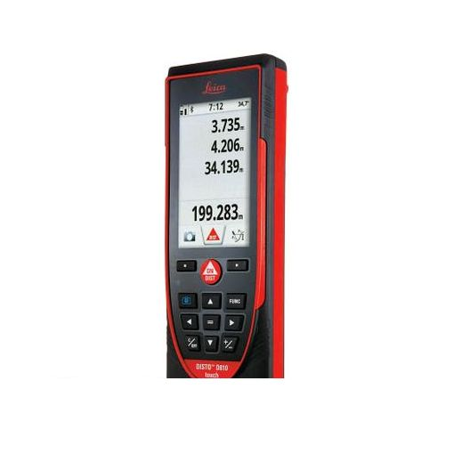 TJMデザイン(タジマ) [DISTO-D810TOUCH] レーザー距離計 ライカ ディストD810 touch