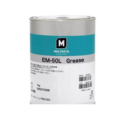 モリコート EM50L10 樹脂・ゴム部品用 EM-50Lグリース 1kg