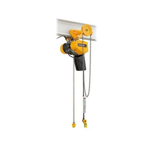 キトー[EQSG001IS] EQ形電気チェーンブロックギヤードトロリ結合形125kg(IS)×4m